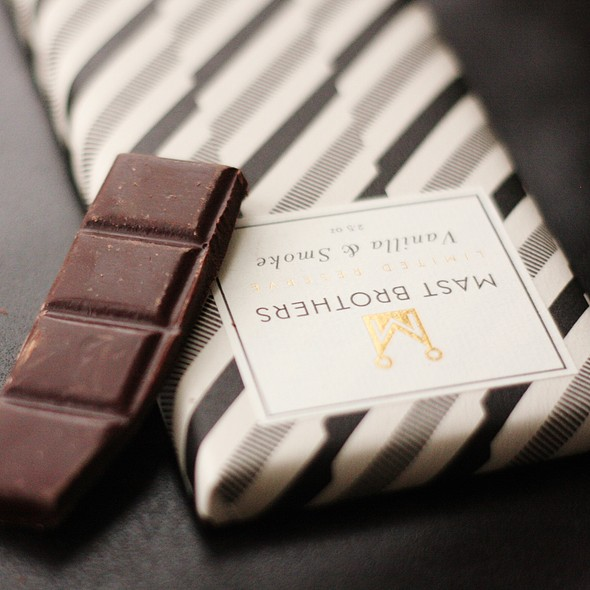 Mast Brothers Limited Reserve Vanilla and Smoke Chocolate @ Sar's Kitchen