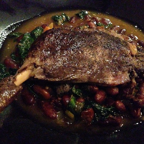 Duck Confit - Laundry, Steamboat Springs, CO