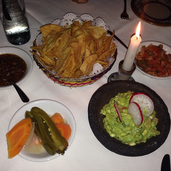 Chips With Guacamole And Salsa - Tequila's Restaurant, Philadelphia, PA