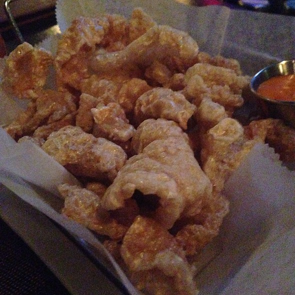 Pork Rinds - Dish Bar & Grill, Hartford, CT