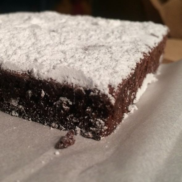 Brownie @ Sweet Cafe 1739