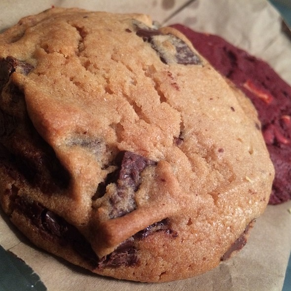 Cookies @ Sweet Cafe 1739