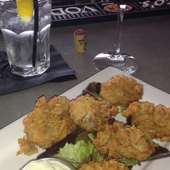 fried oysters - Bridges Restaurant - MD, Grasonville, MD