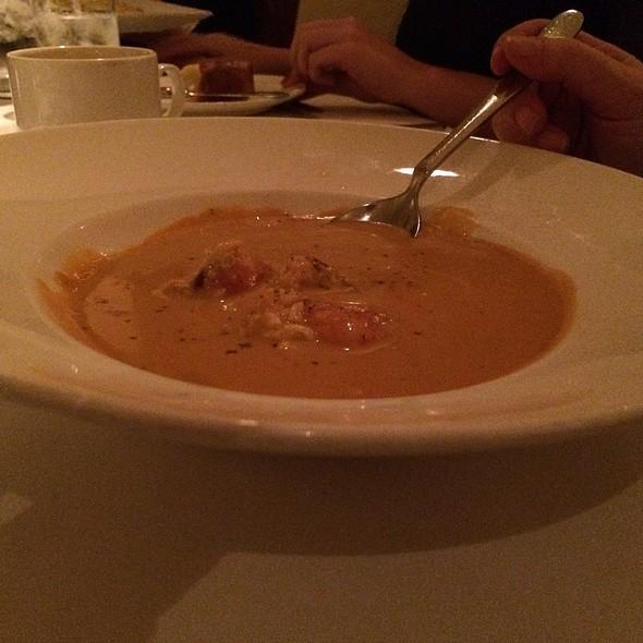 Lobster Bisque - Delmonico Steakhouse, Las Vegas, NV