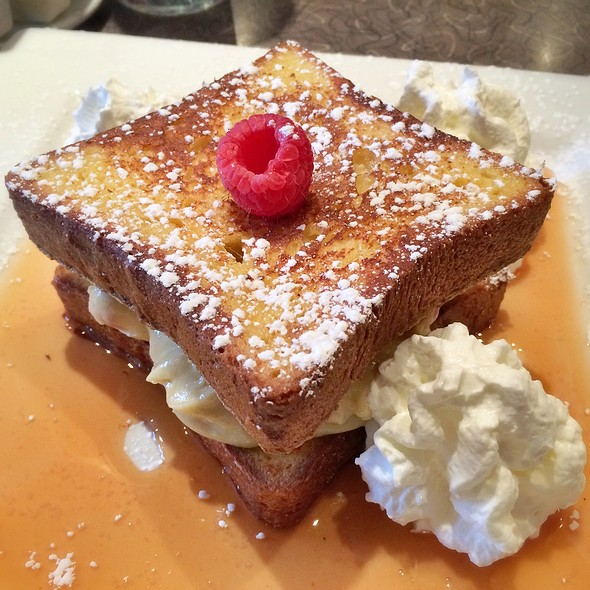 Lovely Lavender French Toast