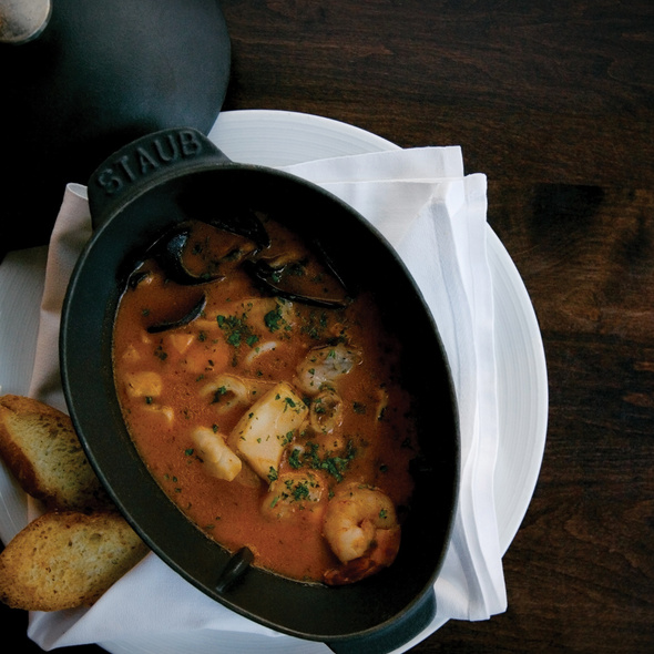 Tuscan Seafood Stew @ Remy's Kitchen & Wine Bar