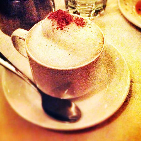 Cappuccino - Metropolis Oyster Room and Cocktail Bar, New York, NY