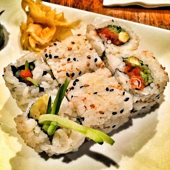 Spicy Tuna Roll - Sticky Rice - Baltimore, Baltimore, MD
