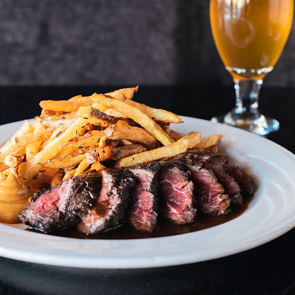 Steak Frites @ Temple Bar