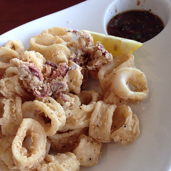 Fried Calamari - Carrol's Creek Cafe, Annapolis, MD