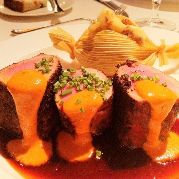 Pork Tenderloin @ Mesa Grill