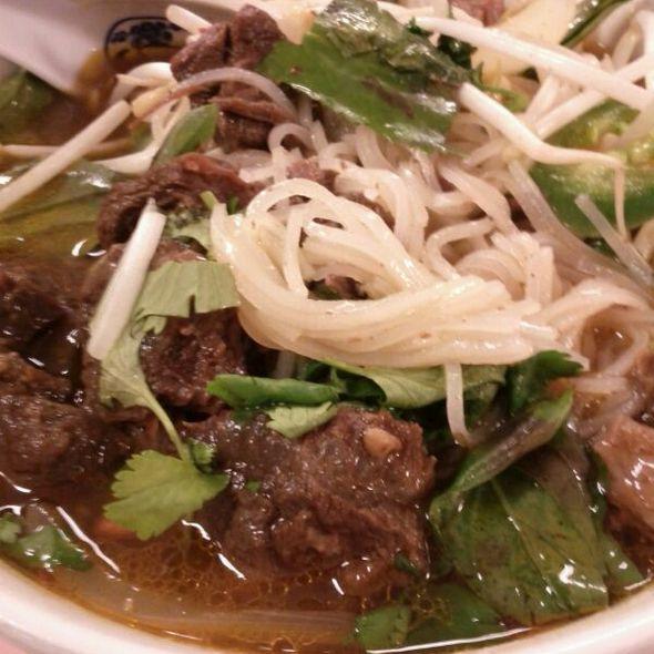 Beef Stew Pho @ Pho Ha