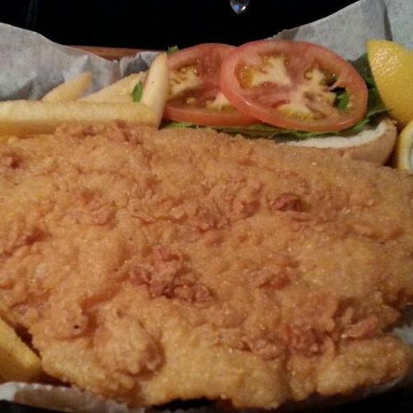 Fish Sandwich @ Crazy Horse