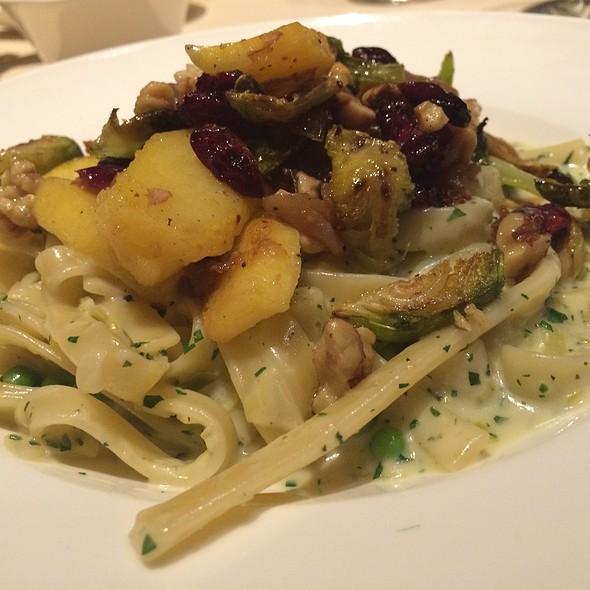 Vegetarian Fettuccine  - Cafe Nuovo, Providence, RI