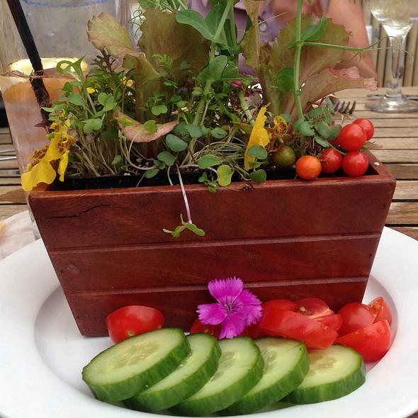 Farmstand - Blue Dragon Restaurant, Kamuela, HI