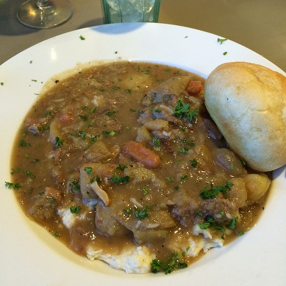 Lamb Stew @ Christine's Cuisine