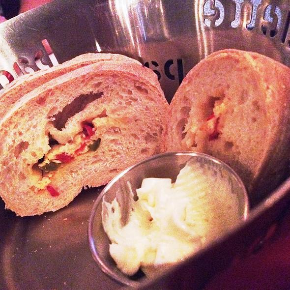 Complimentary Bread @ Bar O