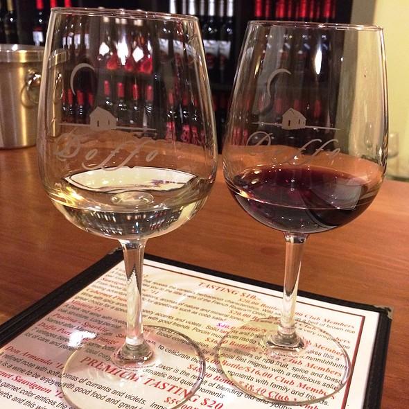 Doffo Sauvignon Blanc 2011 @ Doffo Winery