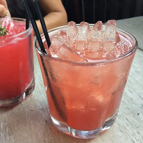 Mr. Miguel's Old Fashioned Cocktail @ Blackbird Tavern