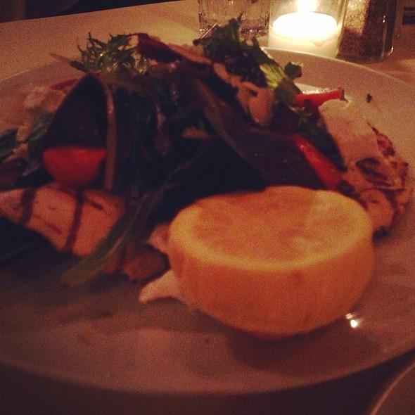 Chicken Entree - Match 65 Brasserie (formerly Paris Match), New York, NY