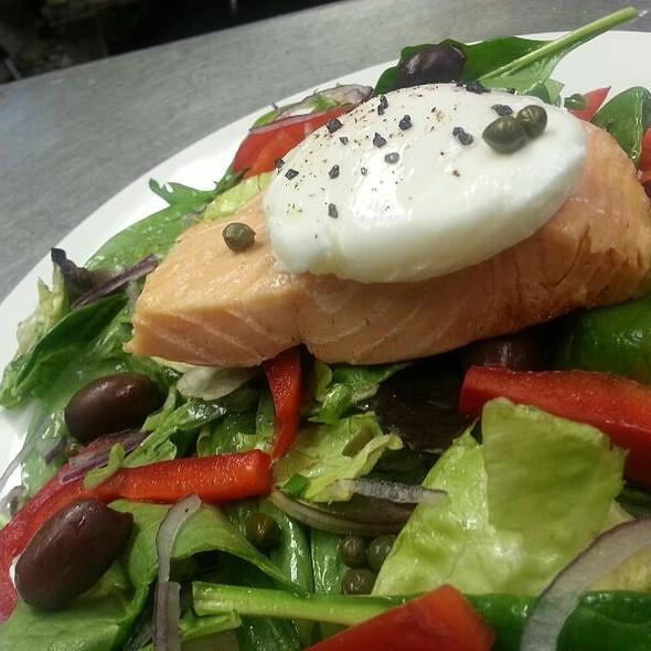Smoked Salmon Niciose @ Marsibilio's Trattoria