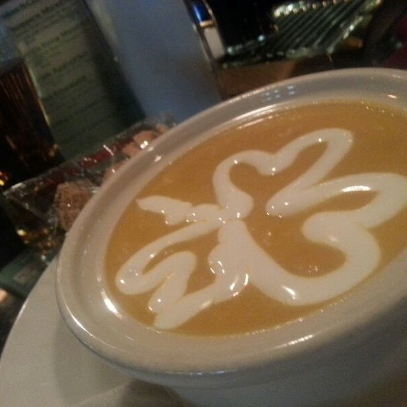 Root Soup @ St. Brendan's Inn