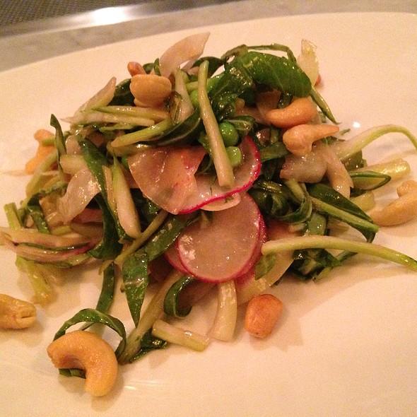 Bok Choy Salad @ Gemma