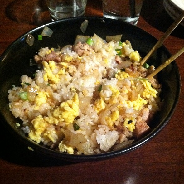 Egg and Rice