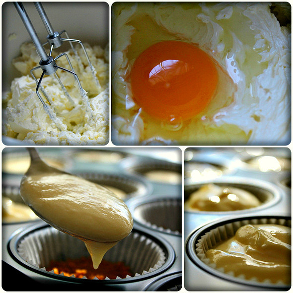 Making The Cheesecake Batter @ Maya's Kitchen
