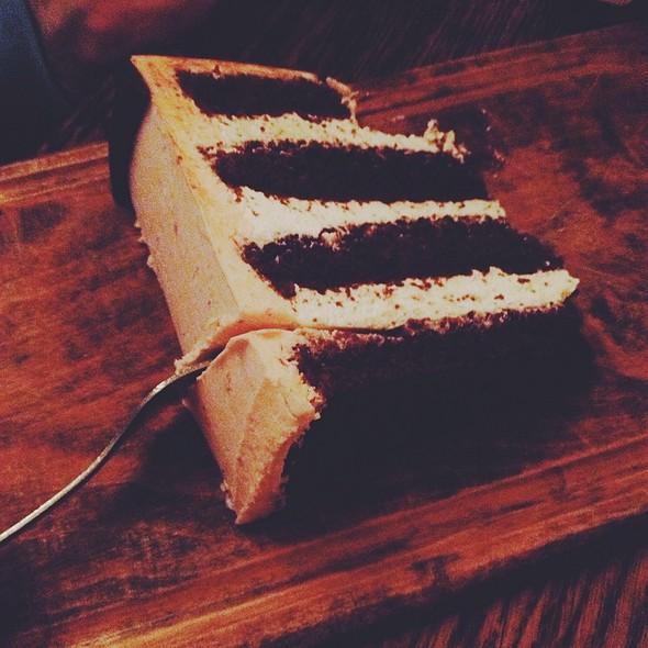 Signature Chocolate Cake @ Russell's On Macklind