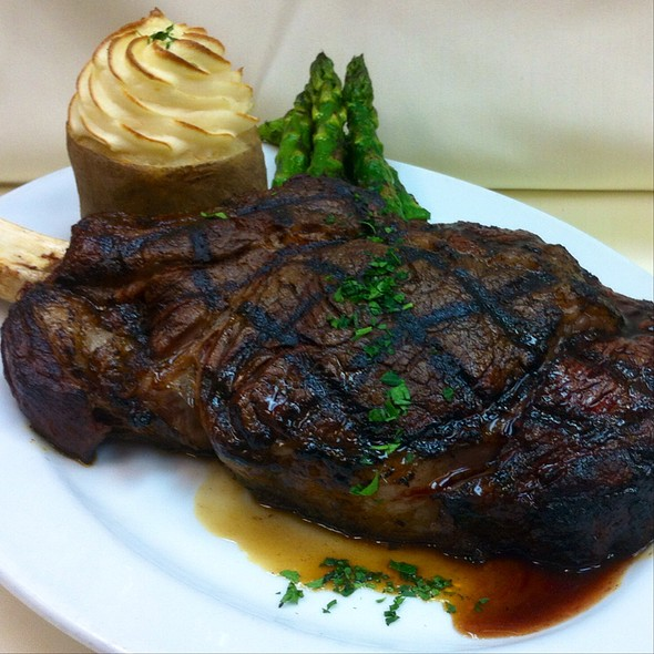 28 oz. ribeye - Kunkel's Seafood & Steakhouse, Haddon Heights, NJ