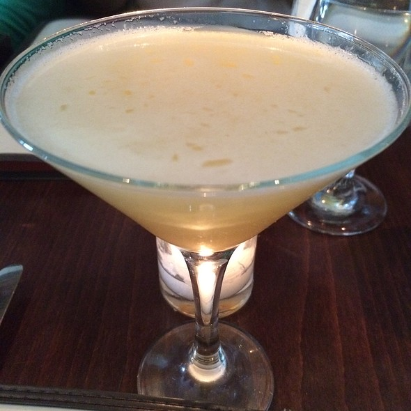 Ponty Martini - Ponty Bistro, New York, NY