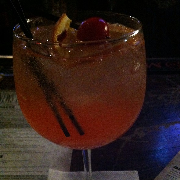 The Italian Spritz - The News Room, Minneapolis, MN