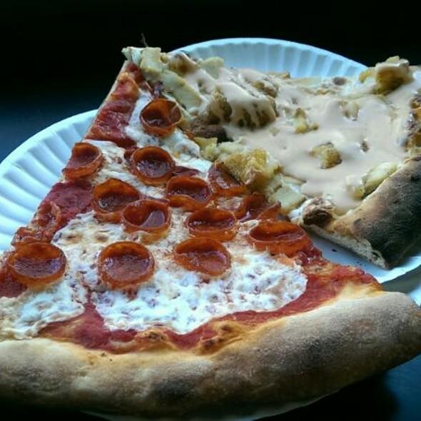 Pizza @ Slice Between