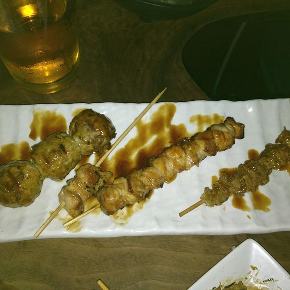 Chicken Yakatori
