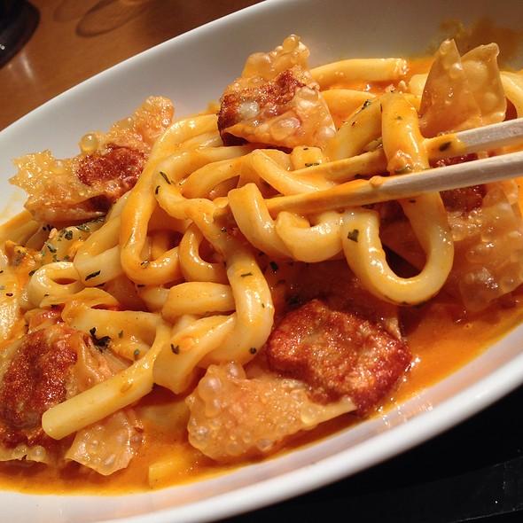 Tomato Curry Udon @ 千吉 (Senkichi)