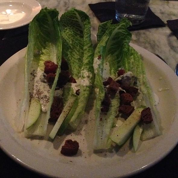 Maytag Salad - Lucky's Restaurant, Tulsa, OK