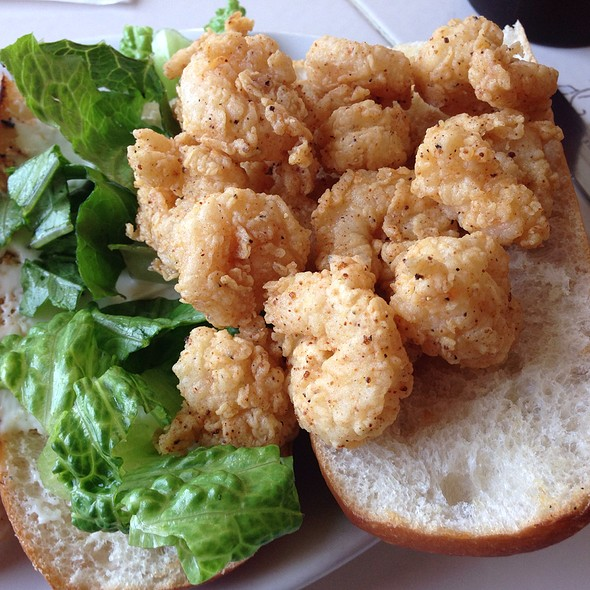 Shrimp Po' Boy @ Real New Orleans Style Restaurant