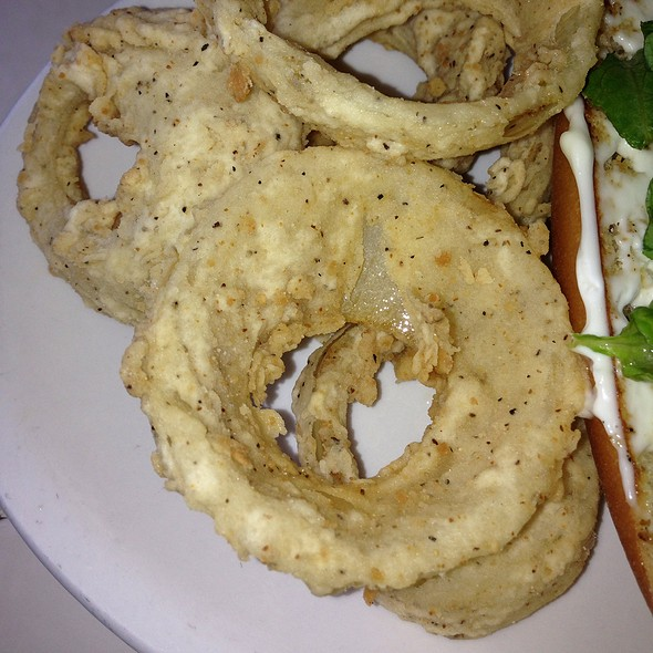 Onion Rings @ Real New Orleans Style Restaurant