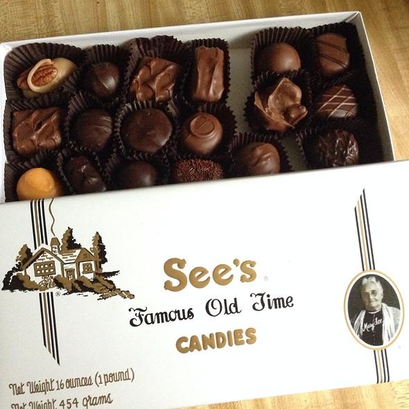 Random Chocolates @ See's Candies