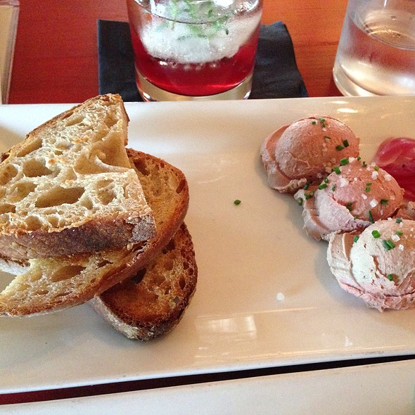 Chicken Liver Mousse @ Salty Sow