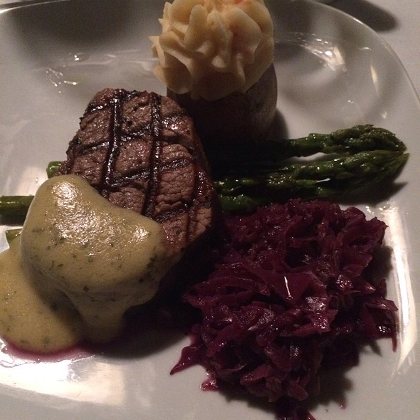 Filet Mignon - Martin's, Key West, FL