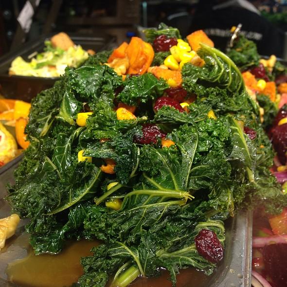 Maria's Homemade Garden Kale W/ Butternut Squash