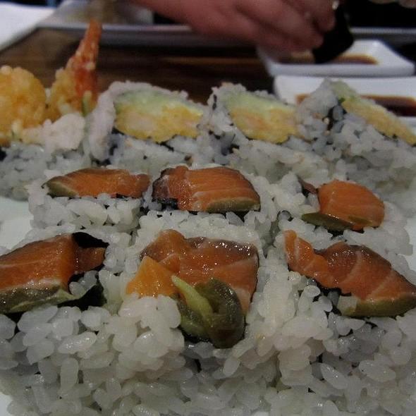 Salmon Jalapeño Roll - Amber Upper East, New York, NY