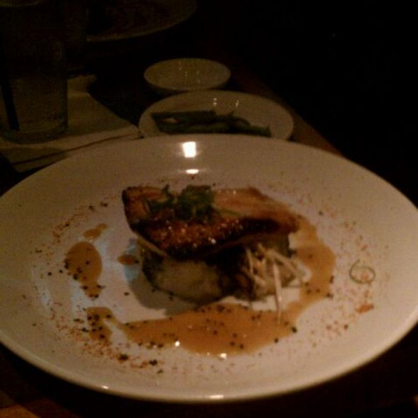 Miso Glazed Black Cod @ Dragonfly Sushi & Sake Company