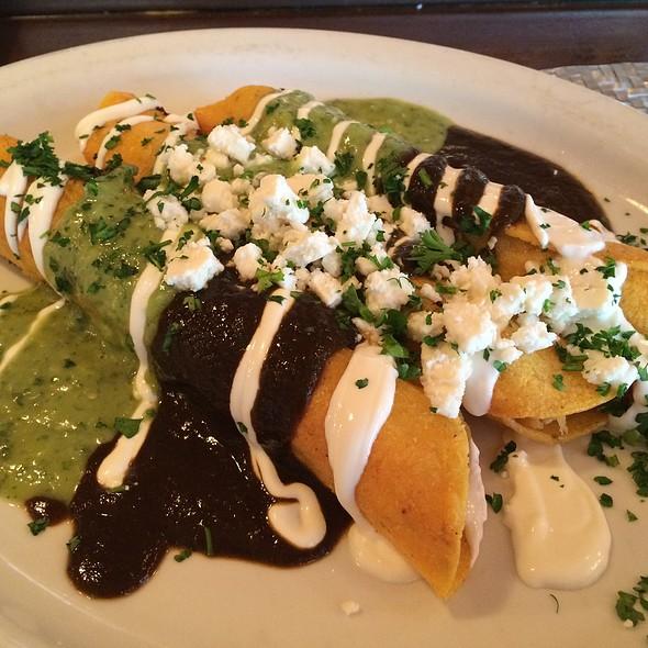 Chicken Flauta @ Talavera Cocina Mexicana