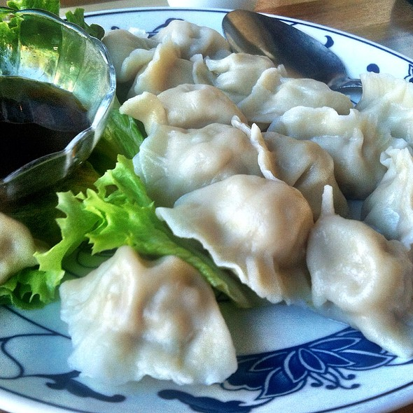 Pork Dumplings @ Great China