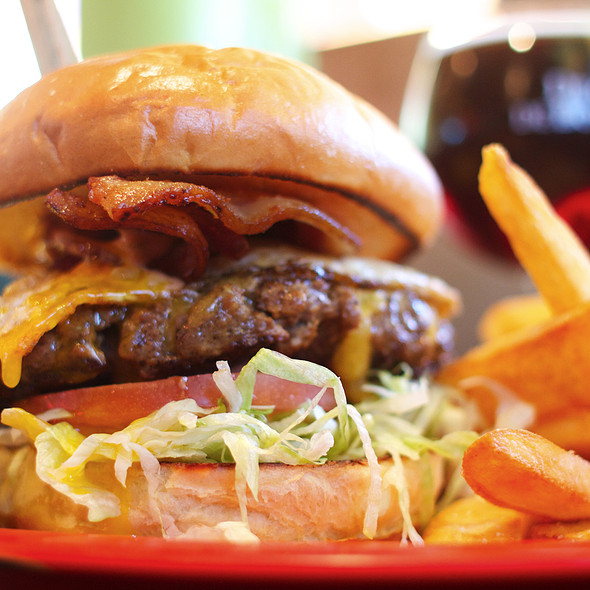 The Shack Burger @ The Shack