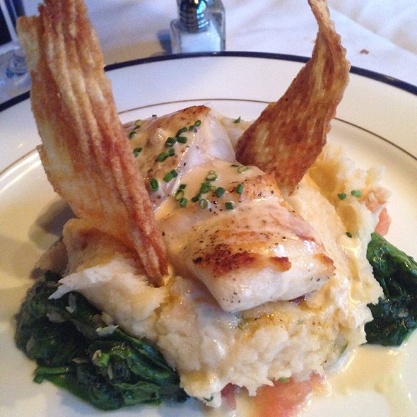 Nags Head Grouper - Blue Point Grille, Cleveland, OH