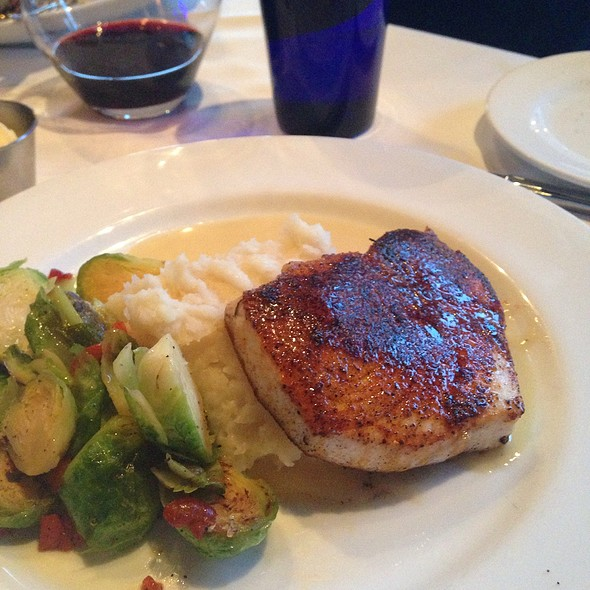 Swordfish - Blue Point Grille, Cleveland, OH